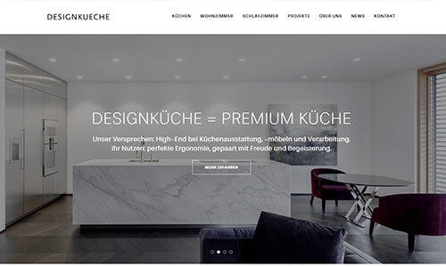 Referenzen Webdesign Softwareentwicklung Liechtenstein Schweiz